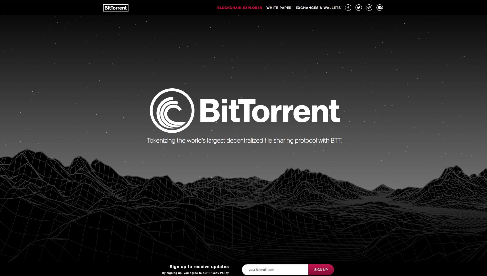btt coin news, analysis, token descriptions