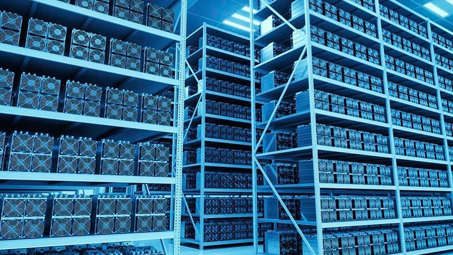 All deliveries of ASIC miners were purchased from manufacturers until May 2021.