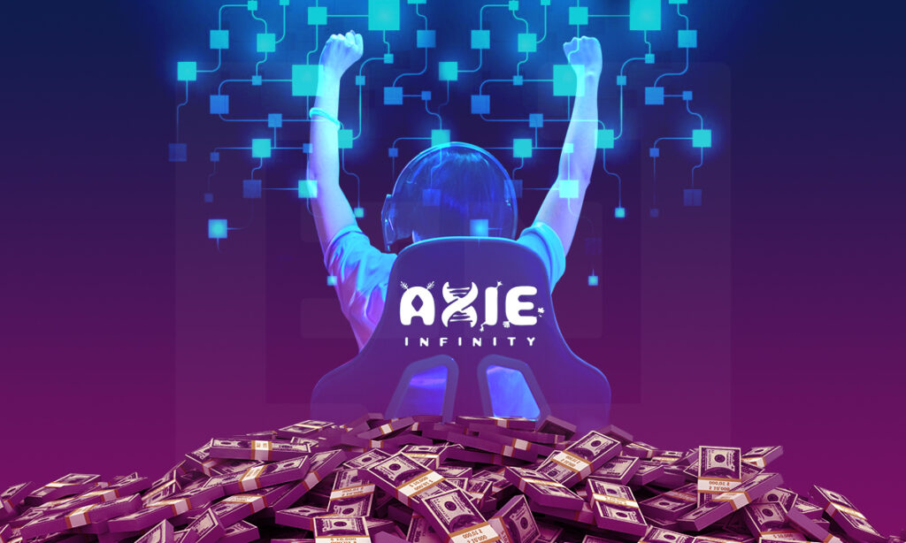 Axie Infinity blockchain game overtakes Ethereum network in revenue