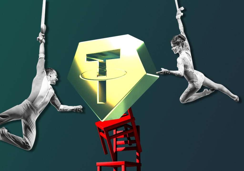 Tether's assets don't meet institutional standards - WSJ